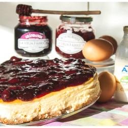 Cheesecake de Mireia de Jesús
