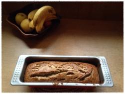 Banana Bread de Rut Raventós