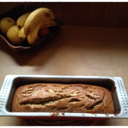 Banana Bread de Rut