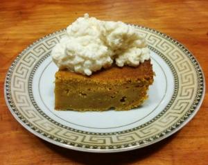 Pumpkin Cake de Marta Vallvé